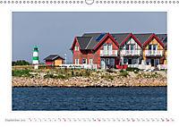 Schleswig-Holstein - über Stadt und Land (Wandkalender 2019 DIN A3 quer) - Produktdetailbild 9