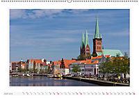 Schleswig-Holstein - über Stadt und Land (Wandkalender 2019 DIN A2 quer) - Produktdetailbild 6