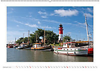 Schleswig-Holstein - über Stadt und Land (Wandkalender 2019 DIN A2 quer) - Produktdetailbild 1