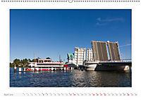 Schleswig-Holstein - über Stadt und Land (Wandkalender 2019 DIN A2 quer) - Produktdetailbild 4