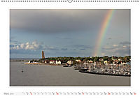 Schleswig-Holstein - über Stadt und Land (Wandkalender 2019 DIN A2 quer) - Produktdetailbild 3