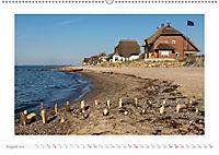 Schleswig-Holstein - über Stadt und Land (Wandkalender 2019 DIN A2 quer) - Produktdetailbild 8