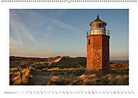 Schleswig-Holstein - über Stadt und Land (Wandkalender 2019 DIN A2 quer) - Produktdetailbild 10