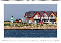 Schleswig-Holstein - über Stadt und Land (Wandkalender 2019 DIN A2 quer) - Produktdetailbild 9