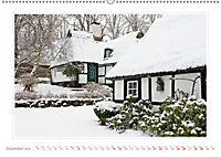 Schleswig-Holstein - über Stadt und Land (Wandkalender 2019 DIN A2 quer) - Produktdetailbild 12