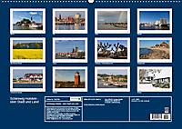 Schleswig-Holstein - über Stadt und Land (Wandkalender 2019 DIN A2 quer) - Produktdetailbild 13
