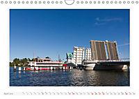 Schleswig-Holstein - über Stadt und Land (Wandkalender 2019 DIN A4 quer) - Produktdetailbild 4