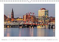 Schleswig-Holstein - über Stadt und Land (Wandkalender 2019 DIN A4 quer) - Produktdetailbild 2