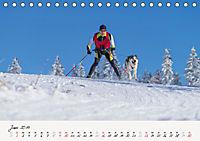 Schlittenhundesport (Tischkalender 2019 DIN A5 quer) - Produktdetailbild 6