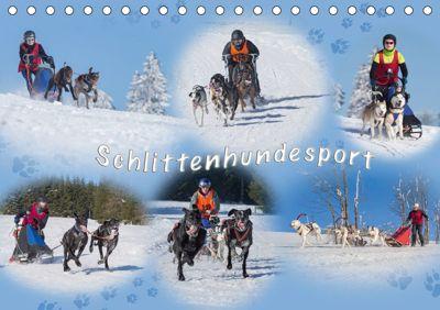 Schlittenhundesport (Tischkalender 2019 DIN A5 quer), Heiko Eschrich - HeschFoto