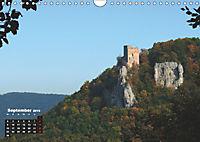 Schlösser, Burgen und Ruinen (Wandkalender 2019 DIN A4 quer) - Produktdetailbild 9