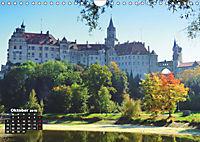 Schlösser, Burgen und Ruinen (Wandkalender 2019 DIN A4 quer) - Produktdetailbild 10