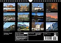 Schlösser, Burgen und Ruinen (Wandkalender 2019 DIN A4 quer) - Produktdetailbild 13