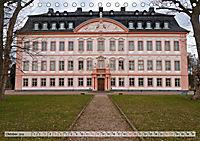 Schlösser- und Burgenland Thüringen (Tischkalender 2019 DIN A5 quer) - Produktdetailbild 8