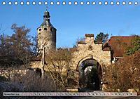 Schlösser- und Burgenland Thüringen (Tischkalender 2019 DIN A5 quer) - Produktdetailbild 9