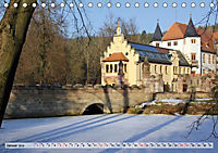 Schlösser- und Burgenland Thüringen (Tischkalender 2019 DIN A5 quer) - Produktdetailbild 1