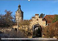 Schlösser- und Burgenland Thüringen (Wandkalender 2019 DIN A2 quer) - Produktdetailbild 3
