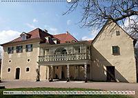Schlösser- und Burgenland Thüringen (Wandkalender 2019 DIN A2 quer) - Produktdetailbild 4