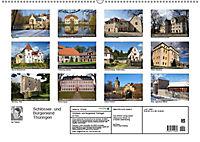 Schlösser- und Burgenland Thüringen (Wandkalender 2019 DIN A2 quer) - Produktdetailbild 9
