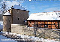 Schlösser- und Burgenland Thüringen (Wandkalender 2019 DIN A3 quer) - Produktdetailbild 12