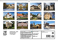 Schlösser- und Burgenland Thüringen (Wandkalender 2019 DIN A3 quer) - Produktdetailbild 13