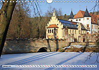 Schlösser- und Burgenland Thüringen (Wandkalender 2019 DIN A4 quer) - Produktdetailbild 1