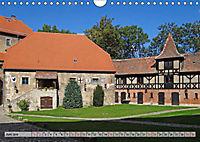 Schlösser- und Burgenland Thüringen (Wandkalender 2019 DIN A4 quer) - Produktdetailbild 6