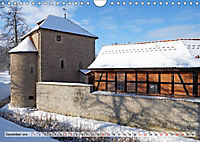 Schlösser- und Burgenland Thüringen (Wandkalender 2019 DIN A4 quer) - Produktdetailbild 12