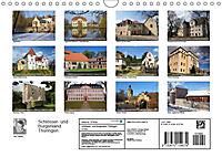 Schlösser- und Burgenland Thüringen (Wandkalender 2019 DIN A4 quer) - Produktdetailbild 13