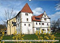 Schlösser- und Burgenland Thüringen (Wandkalender 2019 DIN A2 quer) - Produktdetailbild 5
