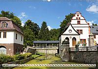 Schlösser- und Burgenland Thüringen (Wandkalender 2019 DIN A2 quer) - Produktdetailbild 7