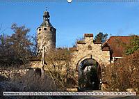 Schlösser- und Burgenland Thüringen (Wandkalender 2019 DIN A2 quer) - Produktdetailbild 11