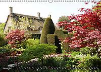 Schlösser und Gärten in England (Wandkalender 2019 DIN A3 quer) - Produktdetailbild 1