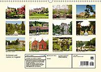 Schlösser und Gärten in England (Wandkalender 2019 DIN A3 quer) - Produktdetailbild 13