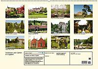 Schlösser und Gärten in England (Wandkalender 2019 DIN A2 quer) - Produktdetailbild 13