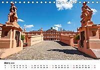 Schlösser und Gärten Süddeutschland (Tischkalender 2019 DIN A5 quer) - Produktdetailbild 3