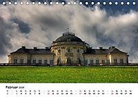 Schlösser und Gärten Süddeutschland (Tischkalender 2019 DIN A5 quer) - Produktdetailbild 2
