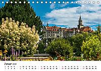 Schlösser und Gärten Süddeutschland (Tischkalender 2019 DIN A5 quer) - Produktdetailbild 1