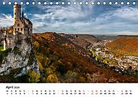 Schlösser und Gärten Süddeutschland (Tischkalender 2019 DIN A5 quer) - Produktdetailbild 4