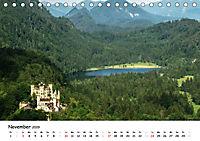 Schlösser und Gärten Süddeutschland (Tischkalender 2019 DIN A5 quer) - Produktdetailbild 11
