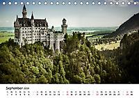 Schlösser und Gärten Süddeutschland (Tischkalender 2019 DIN A5 quer) - Produktdetailbild 9