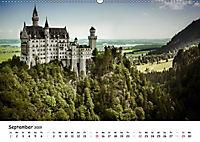 Schlösser und Gärten Süddeutschland (Wandkalender 2019 DIN A2 quer) - Produktdetailbild 1
