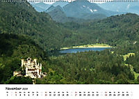 Schlösser und Gärten Süddeutschland (Wandkalender 2019 DIN A2 quer) - Produktdetailbild 2
