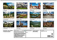 Schlösser und Gärten Süddeutschland (Wandkalender 2019 DIN A2 quer) - Produktdetailbild 11