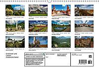 Schlösser und Gärten Süddeutschland (Wandkalender 2019 DIN A3 quer) - Produktdetailbild 2