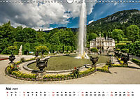 Schlösser und Gärten Süddeutschland (Wandkalender 2019 DIN A3 quer) - Produktdetailbild 5