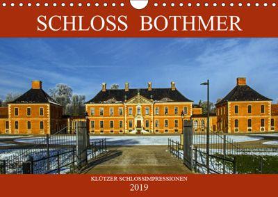 Schloss Bothmer - Klützer Schlossimpressionen (Wandkalender 2019 DIN A4 quer), Holger Felix