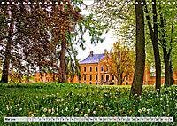 Schloss Bothmer - Klützer Schlossimpressionen (Wandkalender 2019 DIN A4 quer) - Produktdetailbild 5