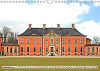 Schloss Bothmer - Klützer Schlossimpressionen (Wandkalender 2019 DIN A4 quer) - Produktdetailbild 9