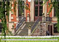 Schloss Bothmer - Klützer Schlossimpressionen (Wandkalender 2019 DIN A4 quer) - Produktdetailbild 8